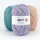 Maccaroni yarn Crafty